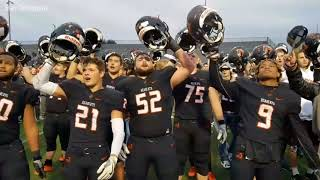 Aledo celebrates another trip to football state final