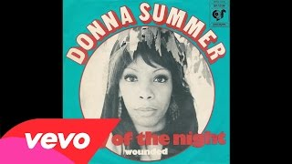 Donna Summer - Lady Of The Night (Audio)