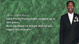 A$AP Rocky - JD - Lyrics