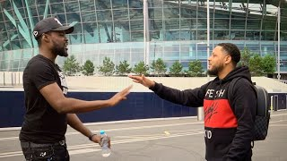 TROOPZ VS EXPRESSIONS | TOTTENHAM ROLLS VS THE ARSENAL | NORTH LONDON DERBY COMBINED 11