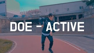 A$AP Ferg - DOE ACTIVE  Choreography by NEO TRY