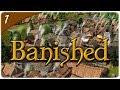 Banished Criando Uma Vila Medieval 1 conhecendo O Jogo