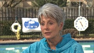 Living Stronger: Competitive swimming career at 75