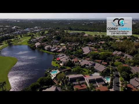 Bears Paw Naples Florida Real Estate Homes & Condos 360 Aerial