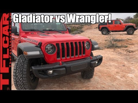 External Review Video 3oDzvy_D2Ng for Jeep Wrangler (2-door) & Wrangler Unlimited (4-door) SUV (4th gen, JL)
