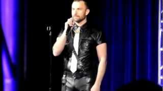 The IML Speech of Mr. Leatherman Toronto 2012 Alex Canning