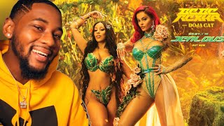 Bebe Rexha - Baby, I'm Jealous (ft. Doja Cat) [Official Music Video] 🔥 REACTION