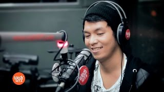 "Sam Mangubat (feat. DJ Robin) covers ""Ikaw"" (Yeng Constantino) LIVE on Wish 107.5 Bus"