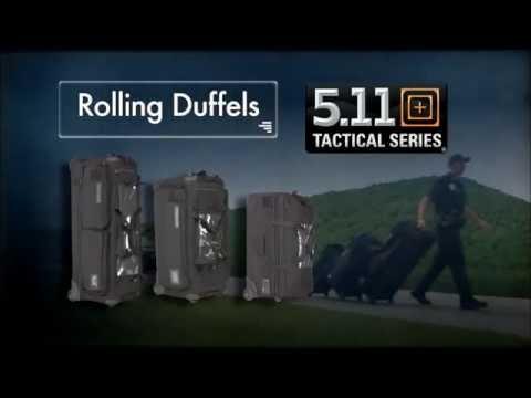 Sacs de voyage à roulettes Duffle - 5.11