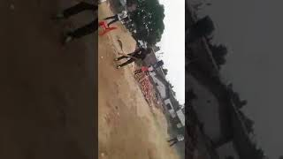 Sushant singh rajput playing cricket, saharsa, bihar