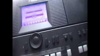 Como Crear Ritmo De Cumbia En Yamaha PSR-S650 Parte 2