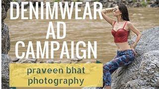 Denimwear Ad Campaign