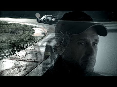 Slow down to speed up. A film directed by Patrick Dempsey.