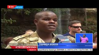 KTN Leo: Tembea Kenya - Shedrick Falls 14/1/2017