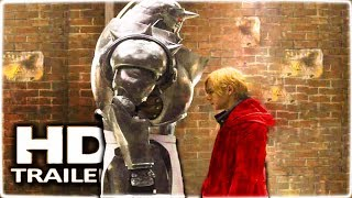 Gambar cover FULL METAL ALCHEMIST Official Trailer (2017) Anime Live Action Movie HD