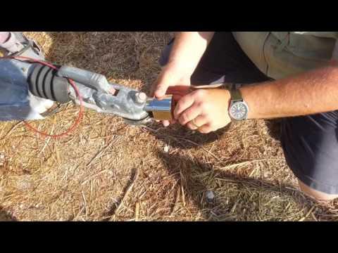 Trailer lock/ cerradura de remolque