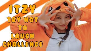ITZY Try Not To Laugh/Smile Challenge || BEST FUNNY MOMENTS