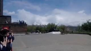 Реконструкция сражения Таманской дивизии