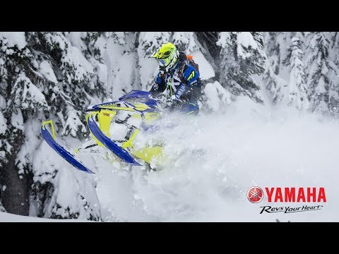 2019 Yamaha Sidewinder M-TX LE 162 in Greenland, Michigan - Video 1