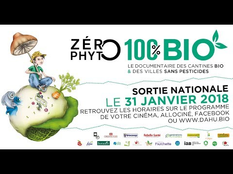 Zéro Phyto 100% Bio - Bande-annonce officielle