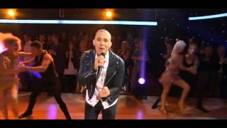 Nathaniel - Live Louder (Live on Dancing With The Stars)