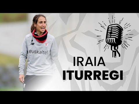 🎙️ Iraia Iturregi I pre Atlético de Madrid – Athletic Club I J30 Primera Iberdrola
