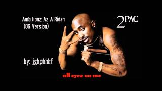 2Pac - All About U [OG Version]
