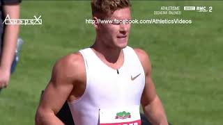 Kevin Mayer- World record 9126