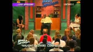 jerry springer angry blackwoman gets dumped