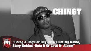 """Chingy - Being A Regular Guy, How I Got My Name, Story Behind """"Hate It Or Love It"""" (247HH Archives)"""