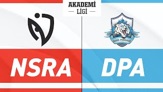 NASR ESPORTS A ( NSRA ) vs Dark Passage A ( DPA ) Maçı   2021 AL Kış Mevsimi 6. Hafta