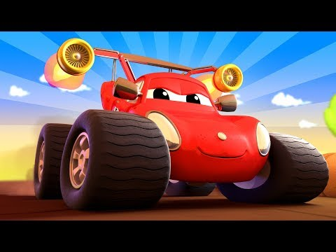 Monsterstadt | Official Live - Auto Zeichentrickfilm 🚓 🚒 Cartoons für Kinder