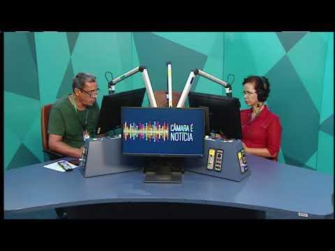 Câmara é Notícia 21h | Maia comenta privatização Eletrobras - 21/08/2019