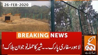 Lion killed young boy in Lahore's Safari park l 26 Feb 2020