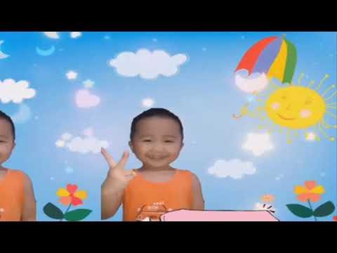 video giới thiệu cô và các bé lớp 3 tuổi A1