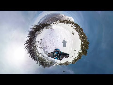 GoPro OverCapture: POV Proximity Wingsuit with Marshall Miller