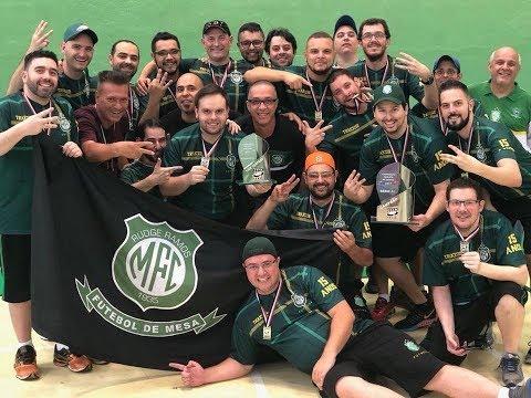 Meninos FC, de São Bernardo, conquista tri do Paulista de futebol de mesa