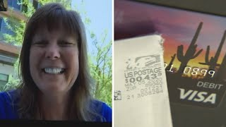 Scottsdale woman who receives unnecessary debit card from DES victim of stolen identity