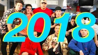 The 2018 Rap