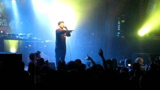 """Rhymesayers Tour 2011, Berlin - Evidence """" It Wasn´t Me"""""""