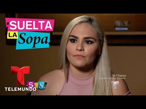 Suelta La Sopa | Exesposa de Lorenzo Méndez dice que Chiquis es demasiada mujer para él | Entrete