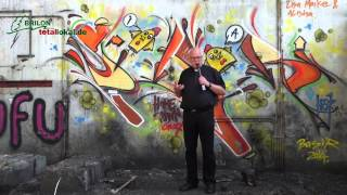 "Gedanken zum Thema ""Graffiti"""