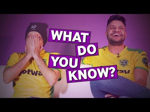 MIBR TACO and Fer Play CS:GO What Do You Know?