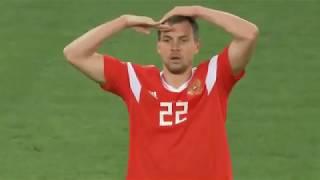 Россия – Египет 3:1. Обзор матча