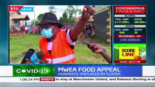 Mwea MP wants Gov\'t to help feed families displaced by floods in the region