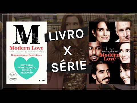 MODERN LOVE: LIVRO X SÉRIE | LEO ALVES