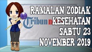 Ramalan Zodiak Kesehatan Sabtu 23 November 2019