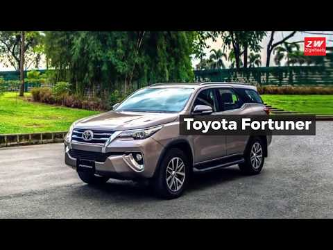 ZigWheels Philippines reviews Toyota Fortuner