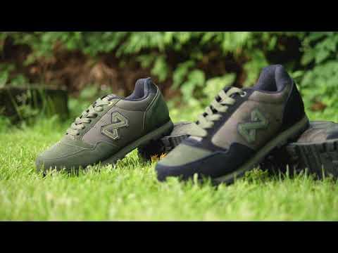 Pantofi sport Navitas XT1 Trainer Green