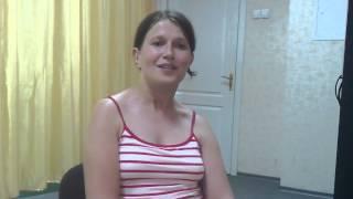 Занятия по Технике Речи - Ксюша (ДЦП) - 1 день